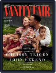 Vanity Fair (Digital) Subscription December 1st, 2019 Issue