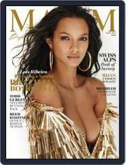 Maxim (Digital) Subscription September 1st, 2018 Issue