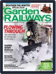 Garden Railways (Digital) Subscription November 1st, 2019 Issue