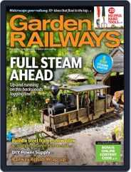 Garden Railways (Digital) Subscription August 1st, 2019 Issue