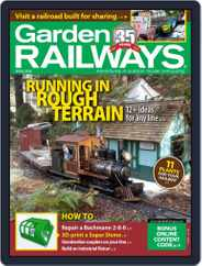 Garden Railways (Digital) Subscription April 1st, 2018 Issue