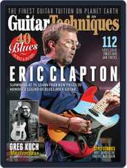 Guitar Techniques (Digital) Subscription July 1st, 2020 Issue