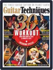 Guitar Techniques (Digital) Subscription June 1st, 2020 Issue