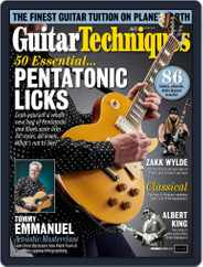 Guitar Techniques (Digital) Subscription March 1st, 2020 Issue