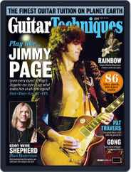 Guitar Techniques (Digital) Subscription February 1st, 2020 Issue