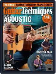 Guitar Techniques (Digital) Subscription September 1st, 2019 Issue