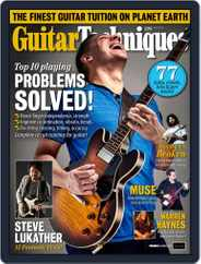 Guitar Techniques (Digital) Subscription August 1st, 2019 Issue