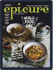 epicure (Digital) Subscription October 1st, 2019 Issue