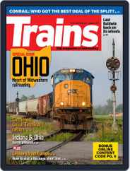 Trains (Digital) Subscription August 1st, 2020 Issue