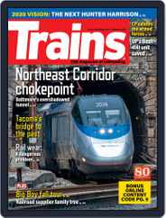 Trains (Digital) Subscription February 1st, 2020 Issue