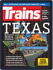 Trains (Digital) Subscription December 1st, 2019 Issue