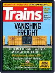 Trains (Digital) Subscription November 1st, 2019 Issue