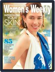 Singapore Women's Weekly (Digital) Subscription April 1st, 2020 Issue