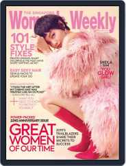 Singapore Women's Weekly (Digital) Subscription October 1st, 2019 Issue