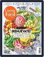 Cocina Fácil (Digital) Subscription January 1st, 2020 Issue