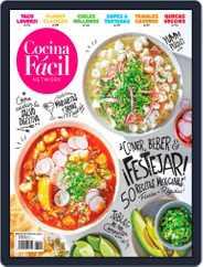 Cocina Fácil (Digital) Subscription September 1st, 2019 Issue