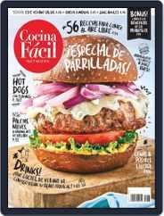 Cocina Fácil (Digital) Subscription June 1st, 2019 Issue
