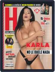 H para Hombres (Digital) Subscription November 1st, 2019 Issue