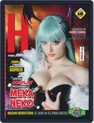 H para Hombres (Digital) Subscription July 1st, 2019 Issue