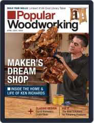Popular Woodworking (Digital) Subscription April 1st, 2020 Issue