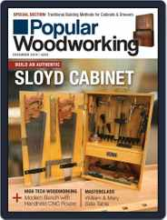 Popular Woodworking (Digital) Subscription December 1st, 2019 Issue