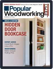 Popular Woodworking (Digital) Subscription November 1st, 2019 Issue