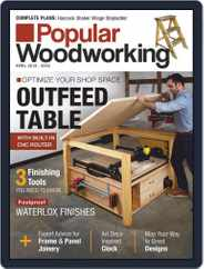 Popular Woodworking (Digital) Subscription April 1st, 2019 Issue