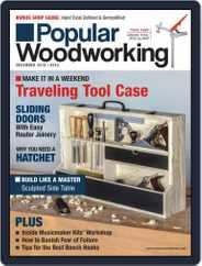 Popular Woodworking (Digital) Subscription December 1st, 2018 Issue
