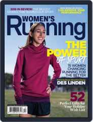 Women's Running (Digital) Subscription November 1st, 2018 Issue