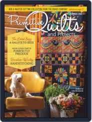 Primitive Quilts And Projects (Digital) Subscription April 13th, 2020 Issue