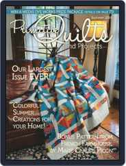 Primitive Quilts And Projects (Digital) Subscription March 15th, 2019 Issue