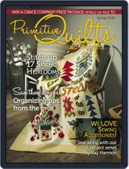 Primitive Quilts And Projects (Digital) Subscription December 14th, 2018 Issue