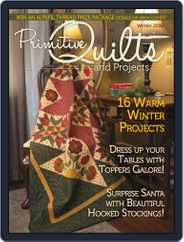 Primitive Quilts And Projects (Digital) Subscription September 26th, 2018 Issue