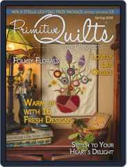 Primitive Quilts And Projects (Digital) Subscription February 12th, 2018 Issue
