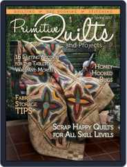 Primitive Quilts And Projects (Digital) Subscription January 1st, 2017 Issue