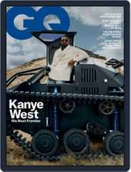 GQ (Digital) Subscription May 1st, 2020 Issue