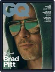 GQ (Digital) Subscription October 1st, 2019 Issue