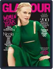 Glamour Magazine (Digital) Subscription December 1st, 2017 Issue