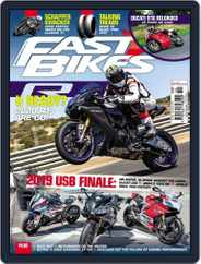 Fast Bikes (Digital) Subscription November 1st, 2019 Issue