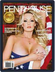 Penthouse (Digital) Subscription May 1st, 2018 Issue