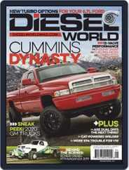 Diesel World (Digital) Subscription January 1st, 2020 Issue