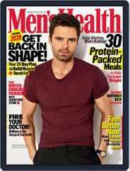 Men's Health (Digital) Subscription January 1st, 2020 Issue