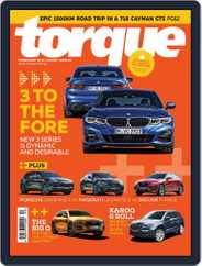 Torque (Digital) Subscription February 1st, 2019 Issue