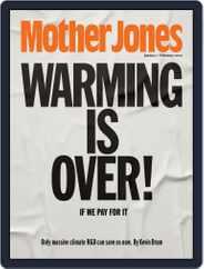 Mother Jones (Digital) Subscription January 1st, 2020 Issue