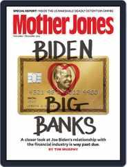 Mother Jones (Digital) Subscription November 1st, 2019 Issue
