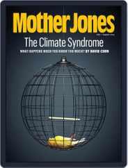 Mother Jones (Digital) Subscription July 1st, 2019 Issue