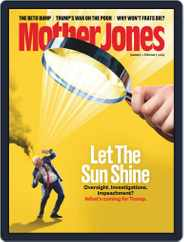 Mother Jones (Digital) Subscription January 1st, 2019 Issue