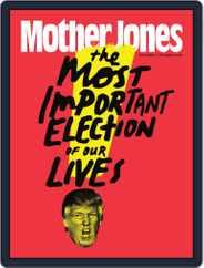 Mother Jones (Digital) Subscription November 1st, 2018 Issue