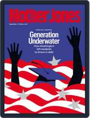 Mother Jones (Digital) Subscription September 1st, 2018 Issue