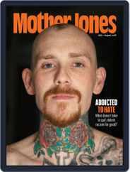 Mother Jones (Digital) Subscription July 1st, 2018 Issue